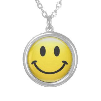 Het Ketting van het Gezicht van Smiley