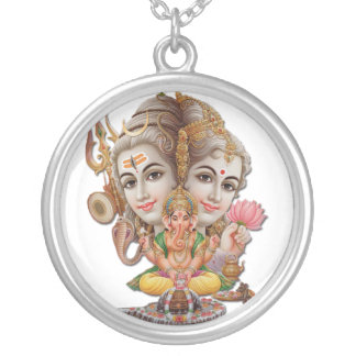 Het ketting van Shiva en van de familie