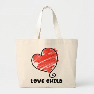 Het Kind van de liefde Jumbo Draagtas