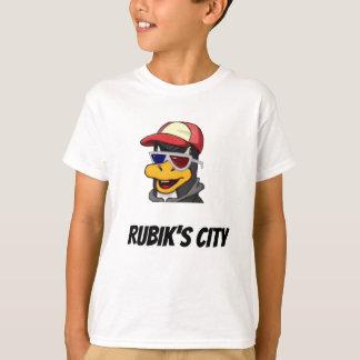 Het Kind van de T-shirt van Yee van de Stad van