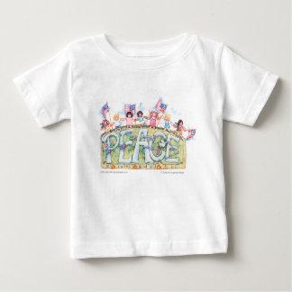 Het Kind van de vrede Baby T Shirts