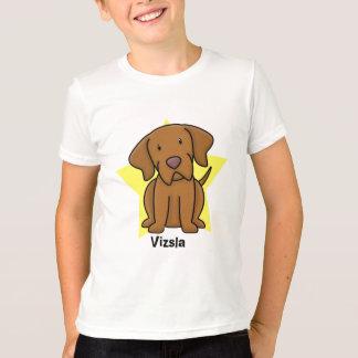 Het Kind van Vizsla van de Ster van Kawaii T Shirt