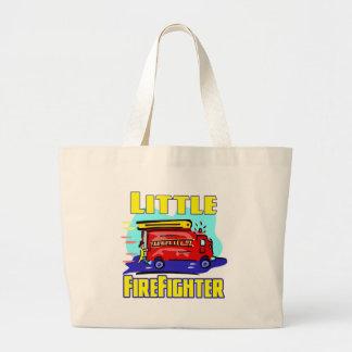 Het kinder Canvas tas van de Brandweerman
