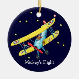 Het kinder Ornament van het Vliegtuig