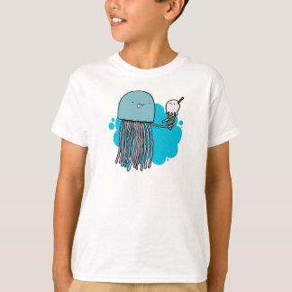 Het kinder overhemd van de gelei en van het t shirt