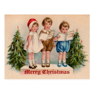 Het Kinder Victoriaans Vintage Briefkaart van