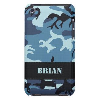 Het klantgerichte Blauwe iPod Hoesje van de