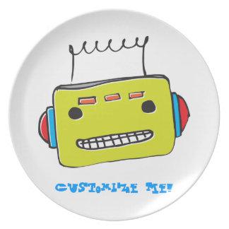 Het Klantgerichte Bord van de Robot van WhimsyMong