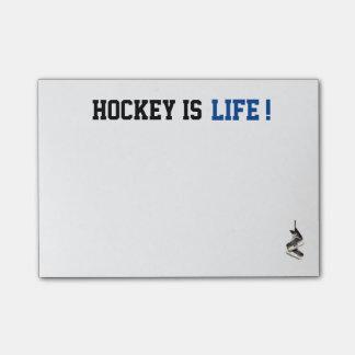 Het klantgerichte Hockey is de Post van het Leven Post-it® Notes