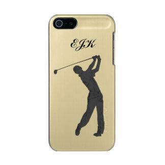 Het Klantgerichte Monogram van Swinger van het Incipio Feather® Shine iPhone 5 Hoesje