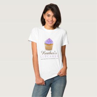 Het klantgerichte Overhemd van de Bakkerij Cupcake Tshirt
