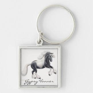 Het klantgerichte Paard Keychain van de Maïskolf Sleutelhanger
