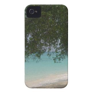 Het klantgerichte Strand van Barbados iPhone 4 Hoesje