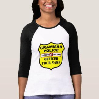 Het Klantgerichte T-shirt van de Politie van de