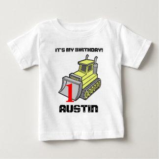 Het klantgerichte T-shirt van de Verjaardag van de