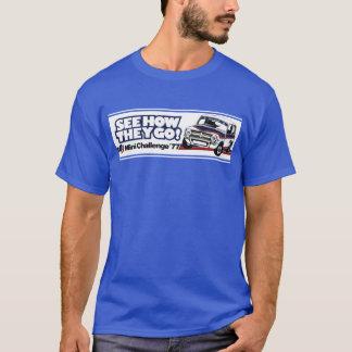 Het klassieke Mini Rennen 1275GT T Shirt
