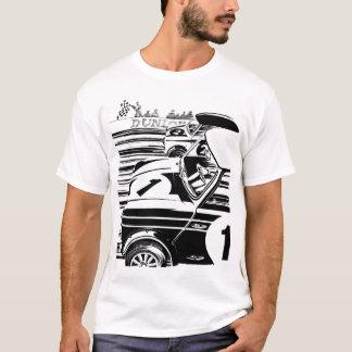 Het klassieke Mini Rennen T Shirt