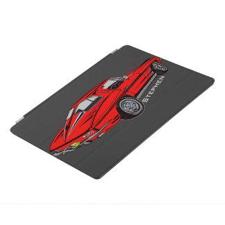 Het klassieke Ontwerp van het Korvet iPad iPad Pro Cover