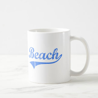Het Klassieke Ontwerp van Virginia van het Strand Koffiemok