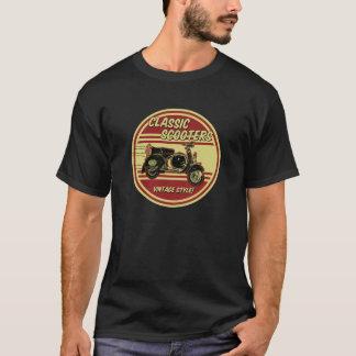 Het klassieke Overhemd van Roundel van de Autoped T Shirt