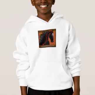 Het klassieke Sweatshirt Met een kap van de