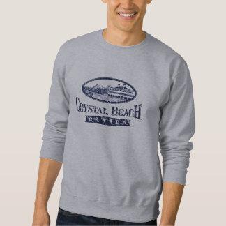 Het klassieke Sweatshirt van het Strand van het