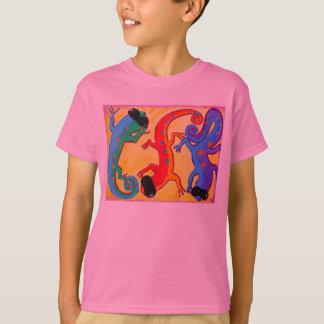 Het klassieke t-shirt van het kind - Caraïbische