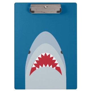 Het Klembord van de Aanval van de haai