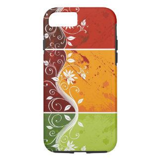 het kleurrijke abstracte art. van iPhone 7 hoesje