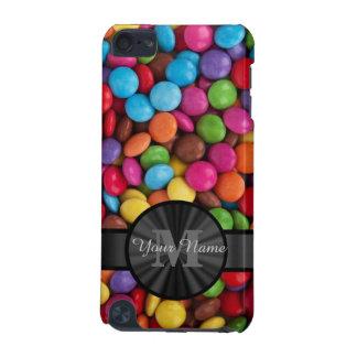 Het kleurrijke gepersonaliseerde snoep van iPod touch 5G hoesje