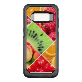 Het kleurrijke Ontwerp van het Patroon van de OtterBox Commuter Samsung Galaxy S8 Hoesje
