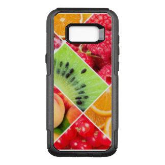Het kleurrijke Ontwerp van het Patroon van de OtterBox Commuter Samsung Galaxy S8+ Hoesje