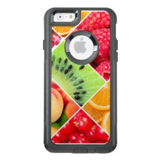 Het kleurrijke Ontwerp van het Patroon van de OtterBox iPhone 6/6s Hoesje