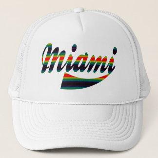 Het kleurrijke Pet van Miami van de Regenboog