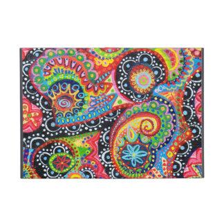 Het kleurrijke Stammen MiniHoesje van Abstracte iPad Mini Hoesje