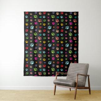 Het kleurrijke Tapijtwerk van de Muur van het Wandkleed