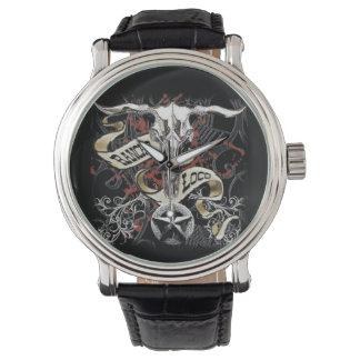 Het Knettergekke Horloge van de rancho
