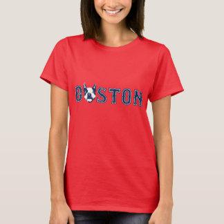 Het knipogen Boston Terrier - Boston T Shirt