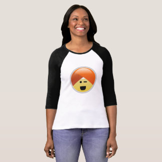 Het Knipogen van Guru van de campagne de Gelukkige T Shirt