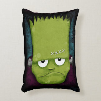 Het knorrige Monster Halloween van Frankenstein Accent Kussen