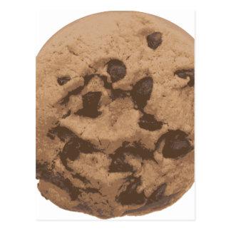 Het Koekje van de Chocoladeschilfer Briefkaart