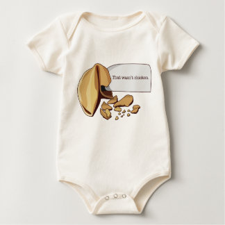 Het Koekje van het fortuin Baby Shirt