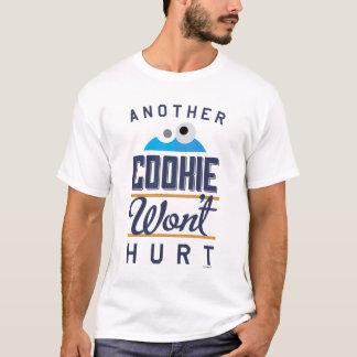 Het koekje zal niet kwetsen t shirt