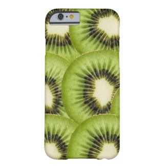Het koele Fruit van de Kiwi Barely There iPhone 6 Hoesje