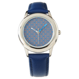 Het koele Geometrische Horloge van de Riem van het