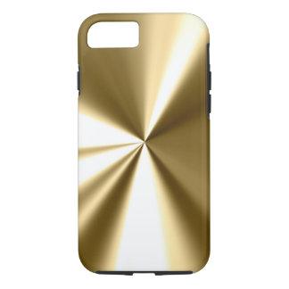 Het koele Gouden Metaal kijkt iPhone 7 Hoesje