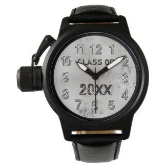 Het koele Grunge Gepersonaliseerde Horloge van