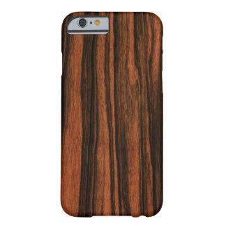 Het koele Hout kijkt iPhone 6 geval Barely There iPhone 6 Case