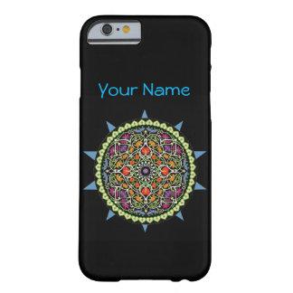 Het koele Kleurrijke Ontwerp personaliseert het Barely There iPhone 6 Hoesje