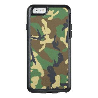 Het koele Kleurrijke Patroon van de Camouflage OtterBox iPhone 6/6s Hoesje